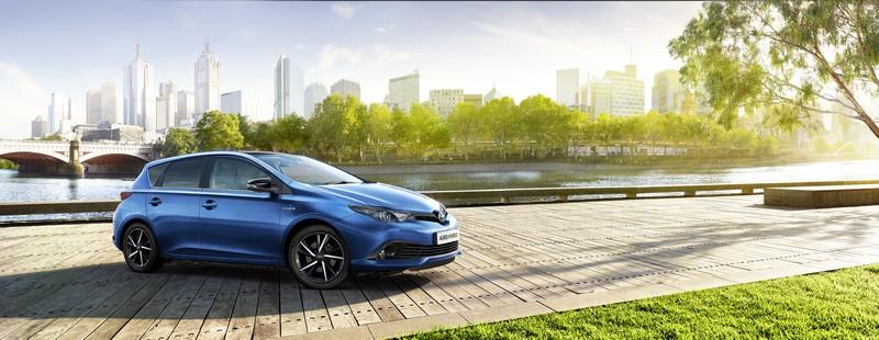 Foto Exteriores Toyota Auris Dos Volumenes 2019
