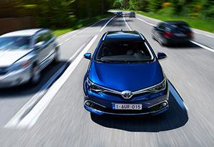 Foto Exteriores (16) Toyota Auris Familiar 2015