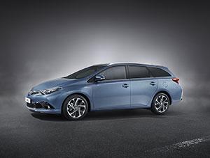 Foto Exteriores (17) Toyota Auris Familiar 2015