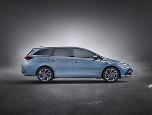 Foto Exteriores (18) Toyota Auris Familiar 2015