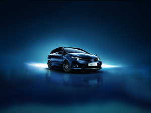 Foto toyota auris-feel 2014