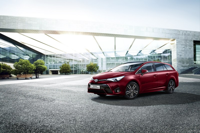 Toyota Avensis Touring Sports 2017