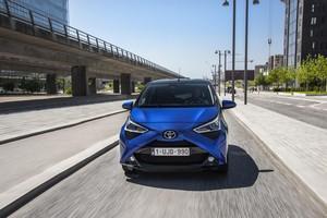 Foto Delantera Toyota Aygo Dos Volumenes 2018