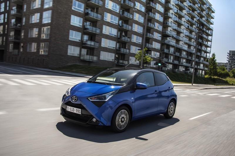 Foto Exteriores Toyota Aygo Dos Volumenes 2018