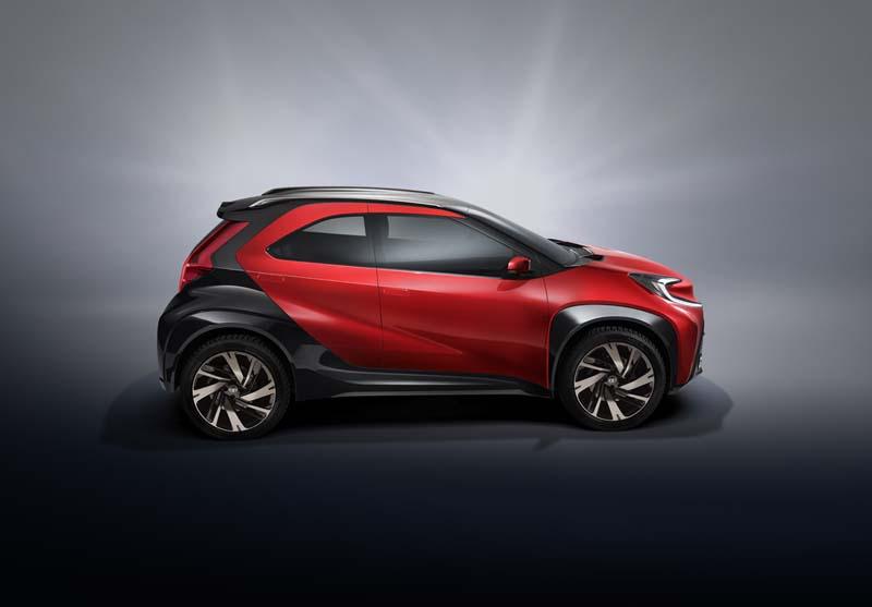 Foto Exteriores Toyota Aygo X Dos Volumenes 2021