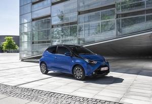 Foto Exteriores Toyota Aygo-x-clusiv Dos Volumenes 2018