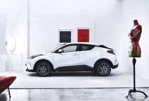 Foto Exteriores (26) Toyota C-hr Suv Todocamino 2016