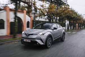 Foto Exteriores (6) Toyota C-hr Suv Todocamino 2016