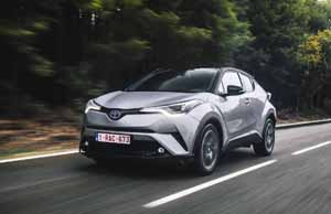 Foto Exteriores (8) Toyota C-hr Suv Todocamino 2016
