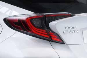 Foto Foto Detalles Toyota C Hr Todocamino 2016 (2) Toyota C-hr Suv Todocamino 2016