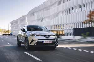 Foto Foto Exteriores Toyota C Hr Todocamino (35) Toyota C-hr Suv Todocamino 2016