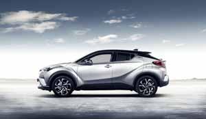 Foto Foto Exteriores Toyota C Hr Todocamino (50) Toyota C-hr Suv Todocamino 2016