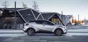 Foto Foto Exteriores Toyota C Hr Todocamino (55) Toyota C-hr Suv Todocamino 2016