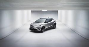 Foto Delantera Toyota C-hr Suv Todocamino 2016