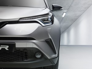 Foto Detalles 1 Toyota C-hr Suv Todocamino 2016