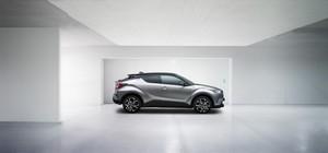 Foto Exteriores 1 Toyota C-hr Suv Todocamino 2016