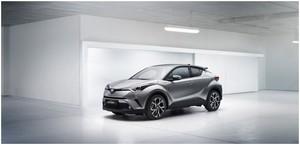 Foto Exteriores 3 Toyota C-hr Suv Todocamino 2016