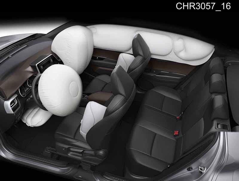 Foto Detalles Toyota C Hr Suv Todocamino 2016