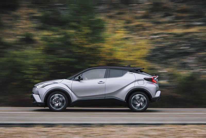 Foto Exteriores Toyota C Hr Suv Todocamino 2016