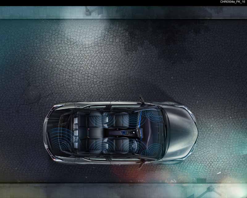 Foto Foto Detalles Toyota C Hr Todocamino 2016 Toyota C Hr Suv Todocamino 2016