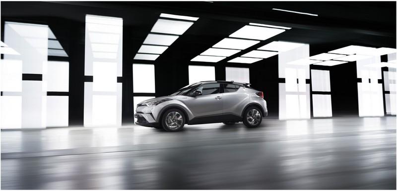 Foto Exteriores Toyota C-hr Suv Todocamino 2016