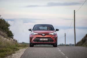 Foto Exteriores (10) Toyota C-hr Suv Todocamino 2020