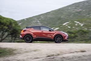 Foto Exteriores (11) Toyota C-hr Suv Todocamino 2020