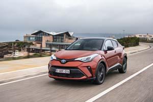 Foto Exteriores (13) Toyota C-hr Suv Todocamino 2020