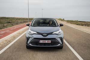 Foto Exteriores (27) Toyota C-hr Suv Todocamino 2020