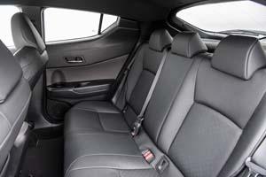 Foto Interiores (2) Toyota C-hr Suv Todocamino 2020