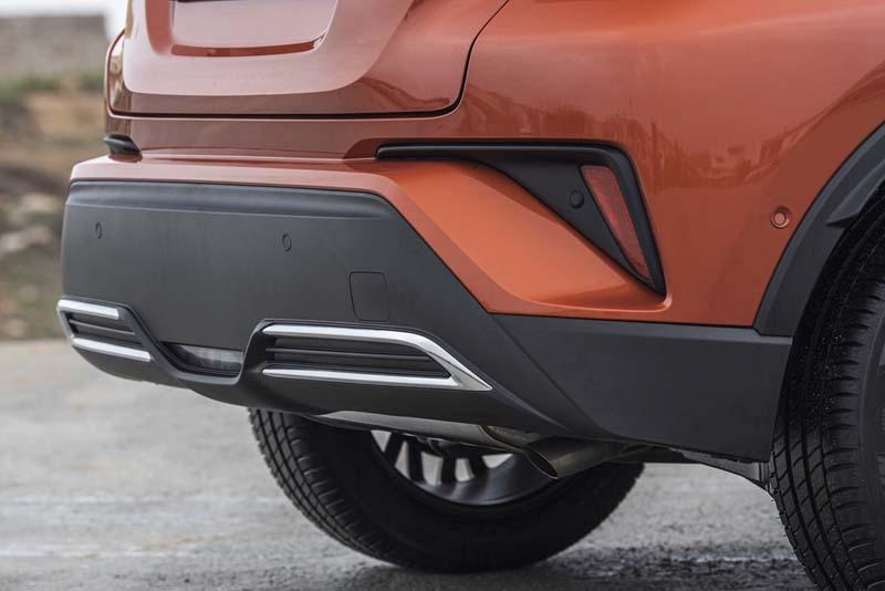Foto Detalles (3) Toyota C-hr Suv Todocamino 2020