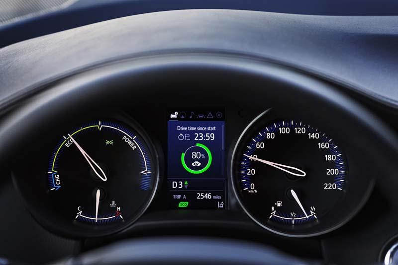 Foto Detalles (5) Toyota C-hr Suv Todocamino 2020