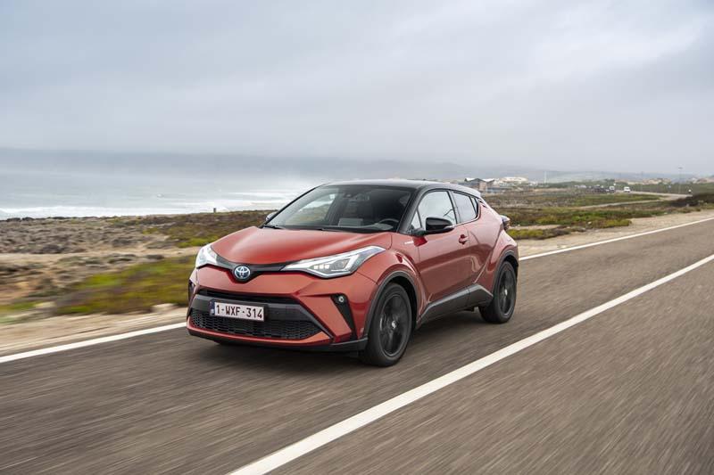 Foto Exteriores (12) Toyota C-hr Suv Todocamino 2020