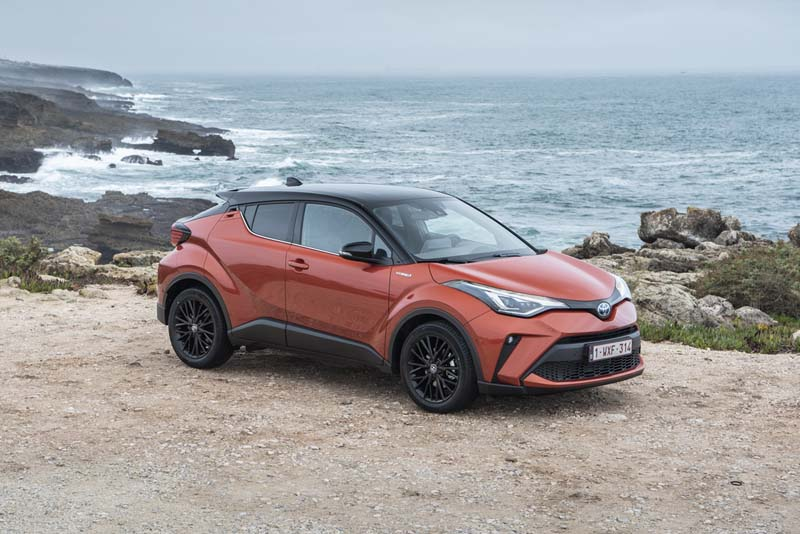 Foto Exteriores (17) Toyota C-hr Suv Todocamino 2020