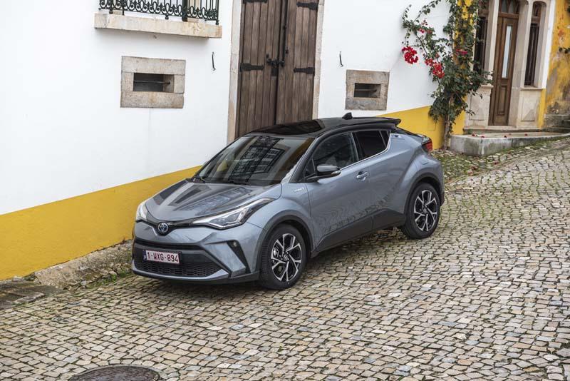 Foto Exteriores (2) Toyota C-hr Suv Todocamino 2020