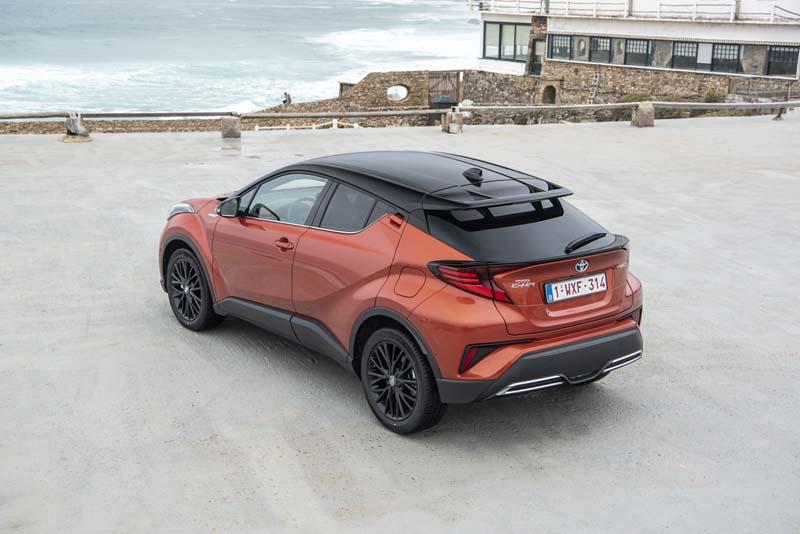 Foto Exteriores (20) Toyota C-hr Suv Todocamino 2020