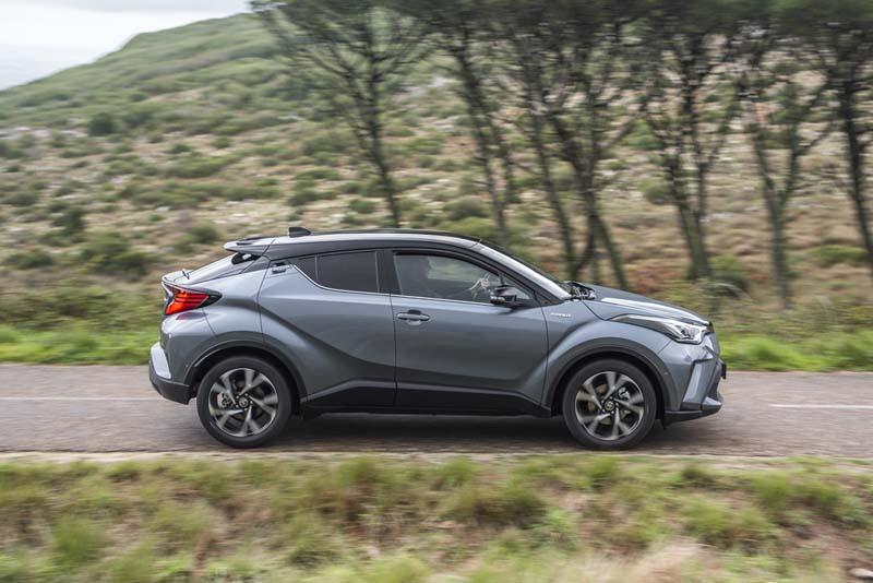 Foto Exteriores (21) Toyota C-hr Suv Todocamino 2020