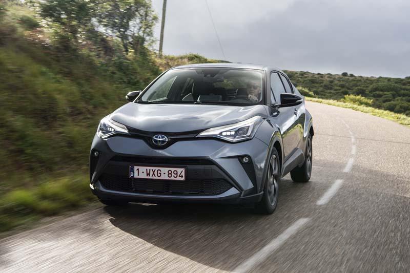 Foto Exteriores (22) Toyota C-hr Suv Todocamino 2020