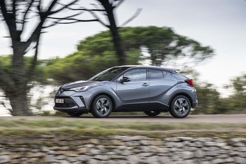 Foto Exteriores (24) Toyota C-hr Suv Todocamino 2020