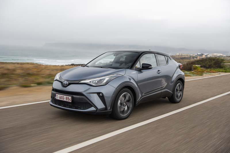 Foto Exteriores (26) Toyota C-hr Suv Todocamino 2020