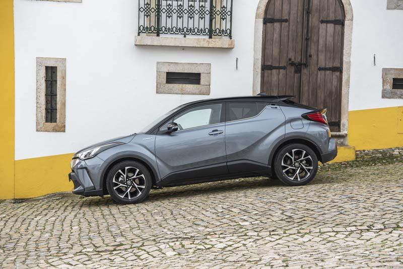 Foto Exteriores (3) Toyota C-hr Suv Todocamino 2020