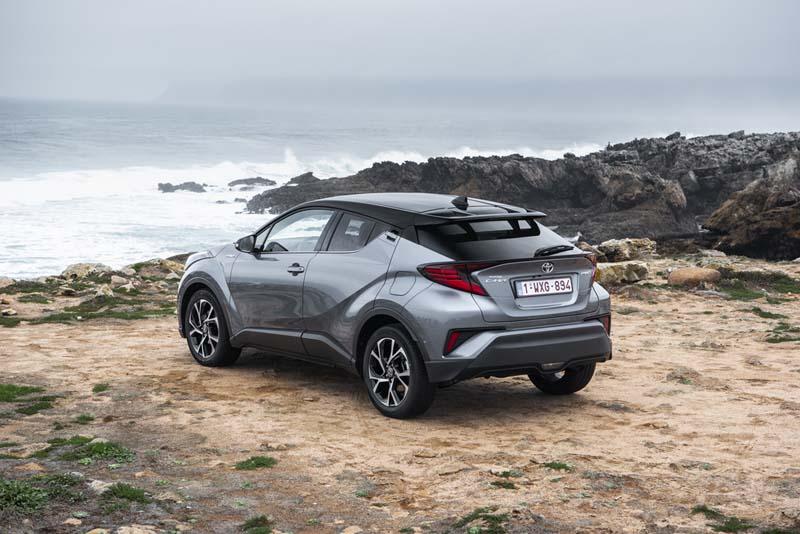 Foto Exteriores (5) Toyota C-hr Suv Todocamino 2020