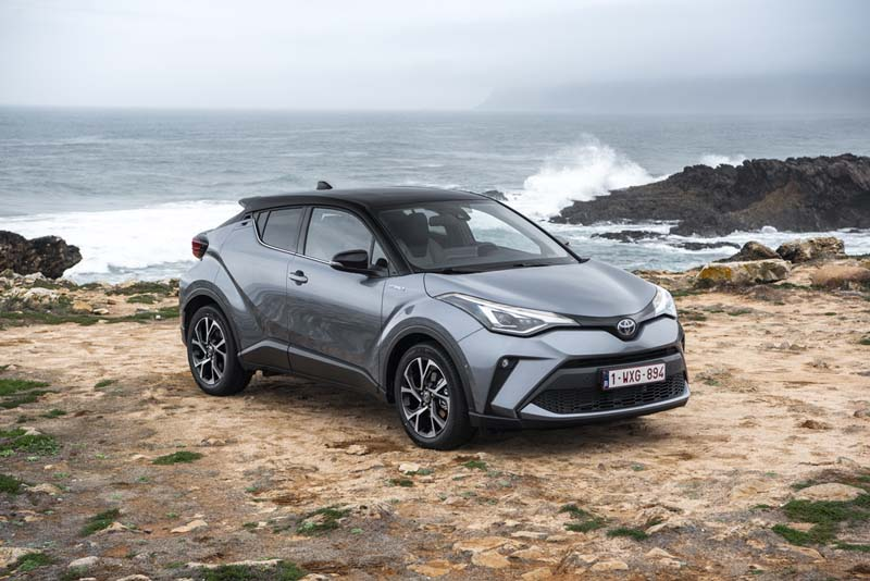 Foto Exteriores (6) Toyota C-hr Suv Todocamino 2020
