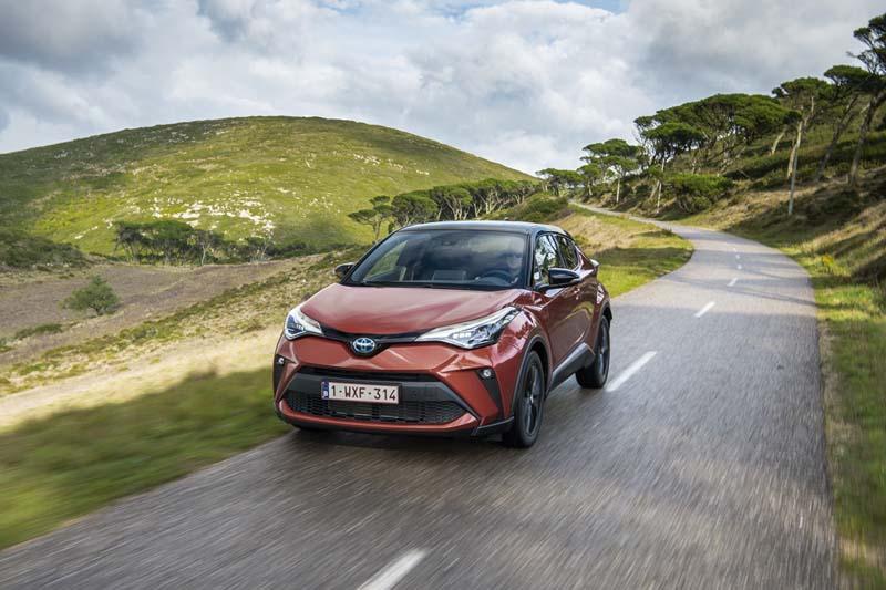 Foto Exteriores (8) Toyota C-hr Suv Todocamino 2020
