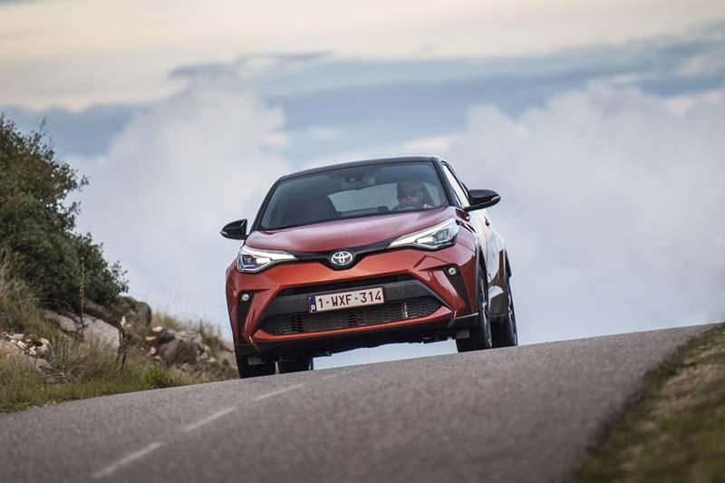 Foto Exteriores (9) Toyota C-hr Suv Todocamino 2020