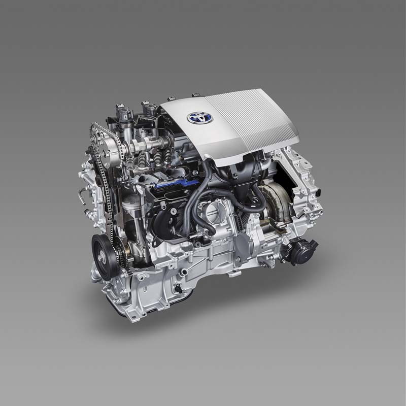 Foto Tecnicas (1) Toyota C-hr Suv Todocamino 2020
