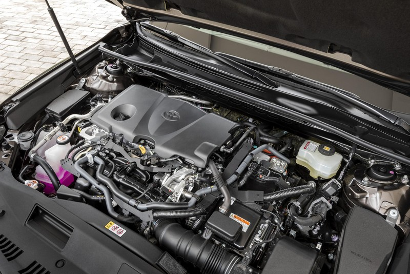 Foto Detalles Toyota Camry Hybrid Sedan 2019