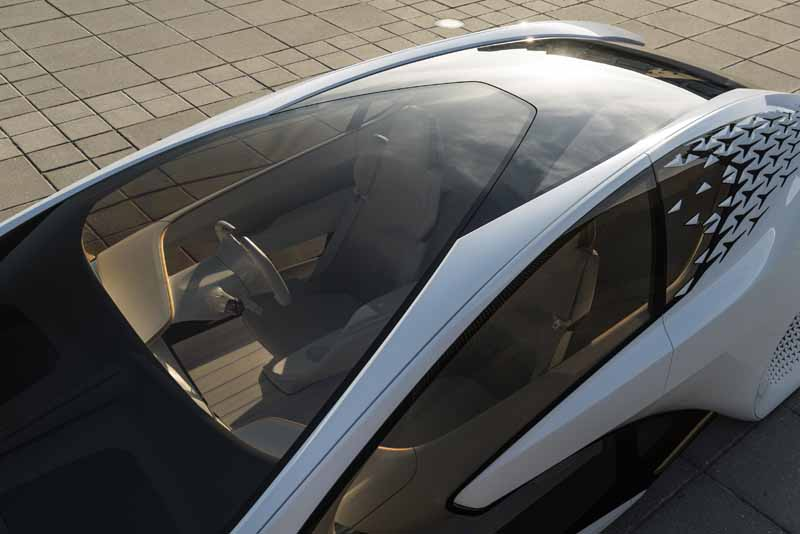 Foto Detalles (4) Toyota Concept-i Monovolumen 2017