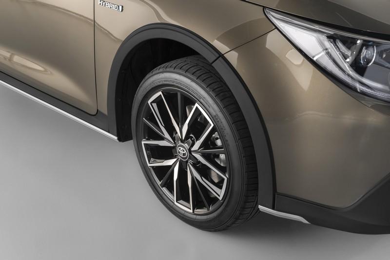 Foto Detalles Toyota Corolla Trek Dos Volumenes 2019