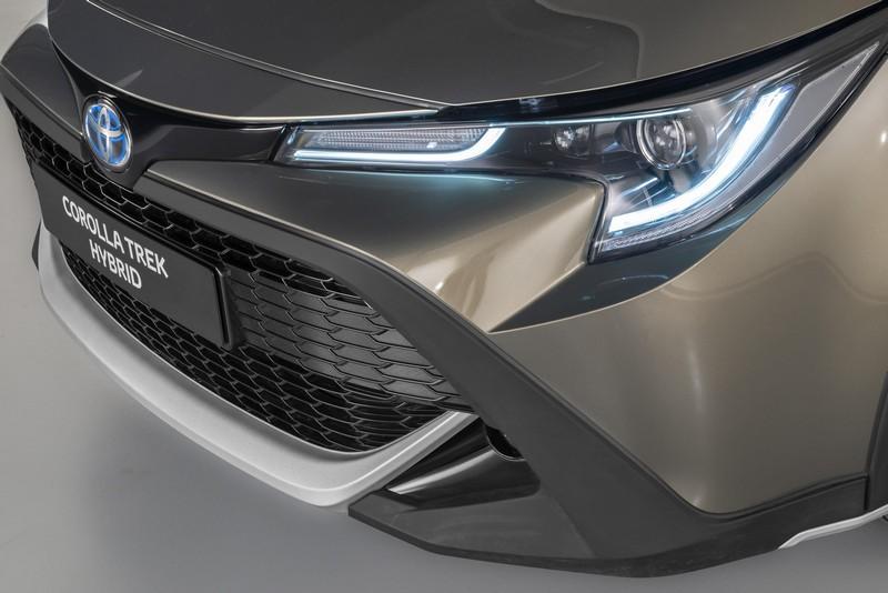 Foto Detalles 3 Toyota Corolla-trek Dos Volumenes 2019